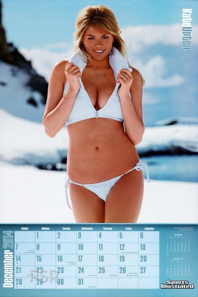 7 эротических календарей на 2014 год. Изображение № 32.