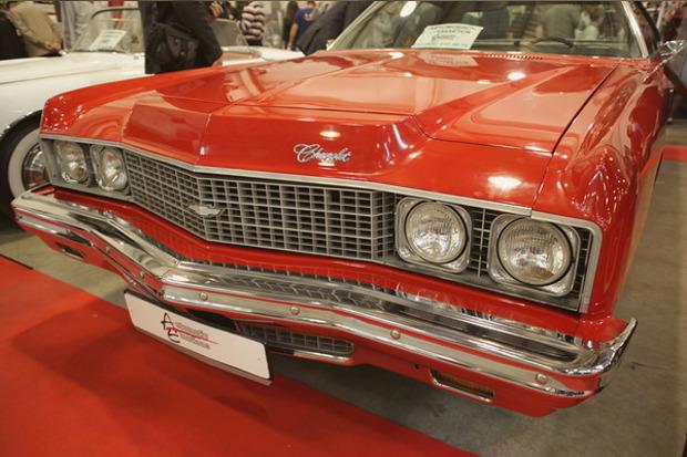 Машина времени: 8 лучших ретроавтомобилей с выставки «Олдтаймер». Изображение № 52.