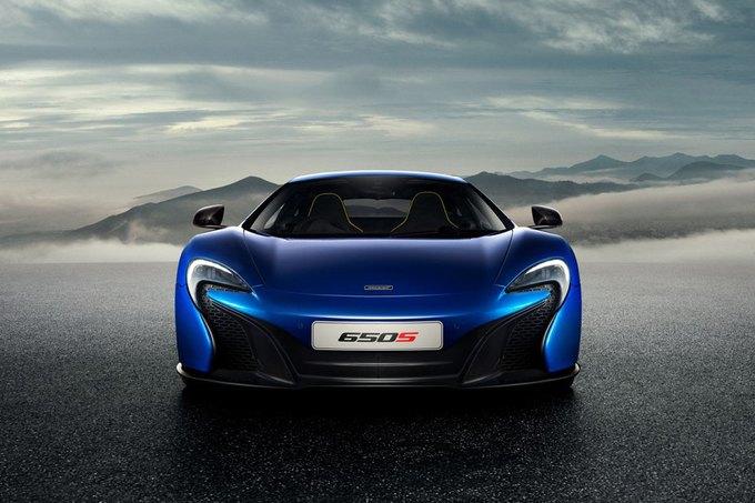 McLaren представил новый суперкар 650S. Изображение № 1.