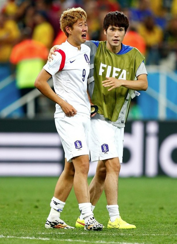 Грустные футболисты: Самый трагичный Tumblr-блог в истории современного спорта. Изображение № 15.