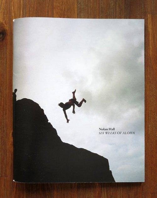 Вышел сборник фотографий Нолана Холла о сёрфинге на Гавайях. Изображение № 1.
