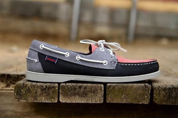 Sebago представили линейку весенней обуви. Изображение № 9.