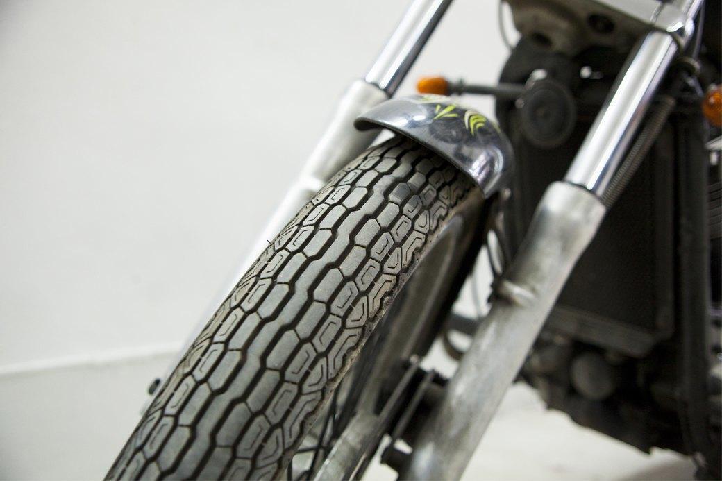 Эксперимент FURFUR: Как кастомизировать свой мотоцикл. Изображение № 3.