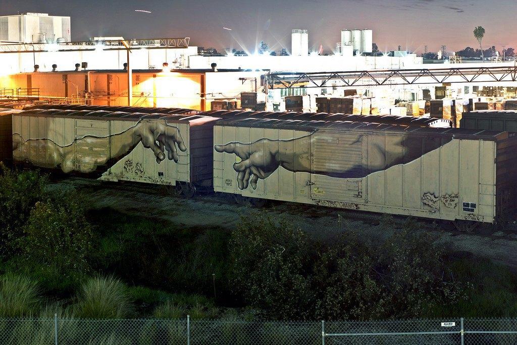 True 2 Death: Блог о разрисованных поездах из Южной Калифорнии. Изображение № 15.