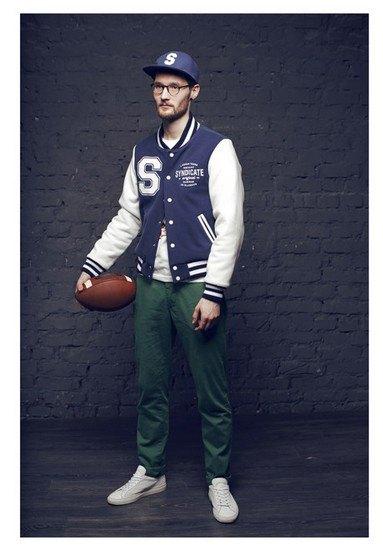 Киевская марка Syndicate представила весеннюю коллекцию одежды. Изображение № 12.