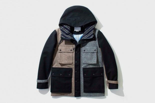 Японская марка Nanamica выпустила осеннюю коллекцию одежды. Изображение № 9.