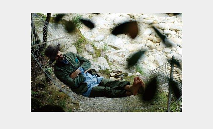 Марка Nepenthes опубликовала лукбук новой коллекции Needles. Изображение № 20.