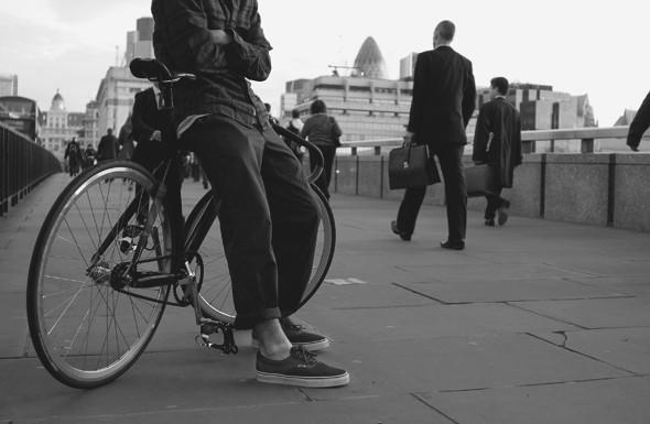 «Главное — думать за себя и людей вокруг»: Интервью с Энди Эллисом, создателем Fixed Gear London. Изображение № 11.