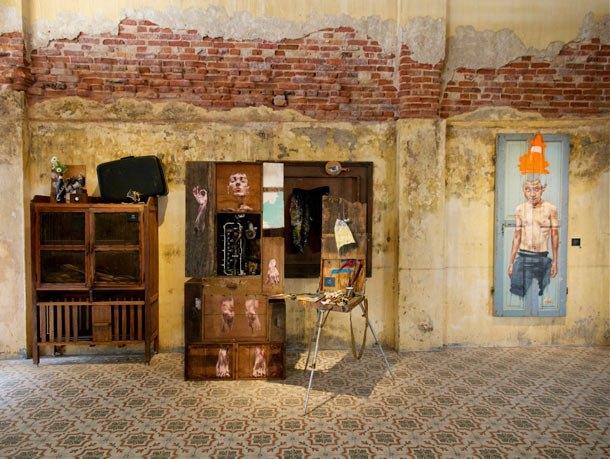Граффити-художник из Литвы выпустил фильм об уличном искусстве в Малайзии. Изображение № 5.