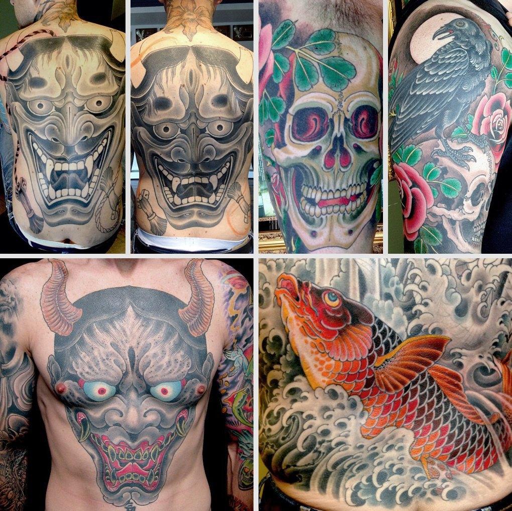 Что публикуют в своих Instagram известные татуировщики. Изображение № 5.