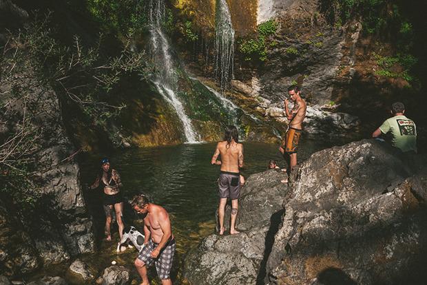 Фоторепортаж создателей марки Brixton из их путешествия по Калифорнии. Изображение № 21.