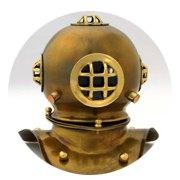 Находка недели: Винтажный водолазный шлем. Изображение № 4.