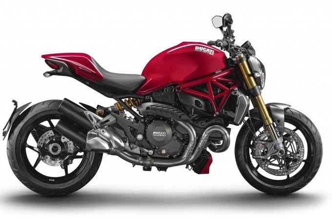 Ducati представил в Милане новый дорожный мотоцикл. Изображение № 6.
