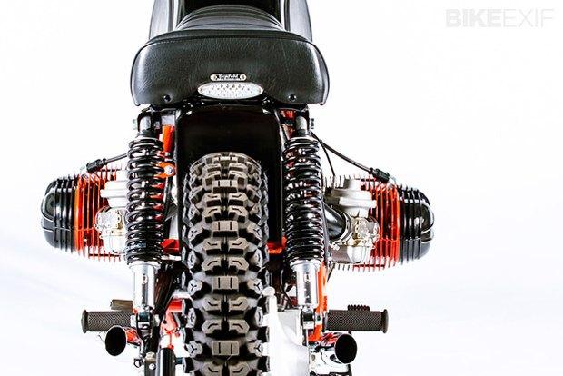 Мастерская Cytech представила новый кастомный мотоцикл BMW R90/6 Hustler. Изображение № 5.
