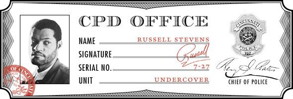 В роли Рассела Стивенса — Лоренс Фишбёрн. Изображение № 8.