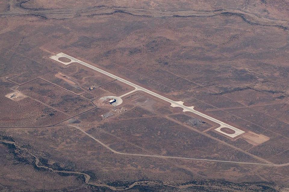 Космическая одиссея: Фотографии первого в мире частного космопорта. Изображение № 4.
