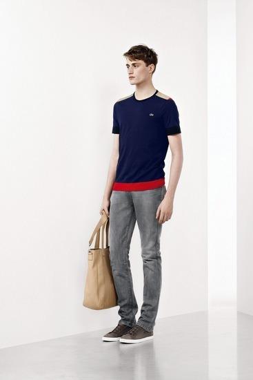 Марка Lacoste представила осеннюю коллекцию одежды. Изображение № 11.