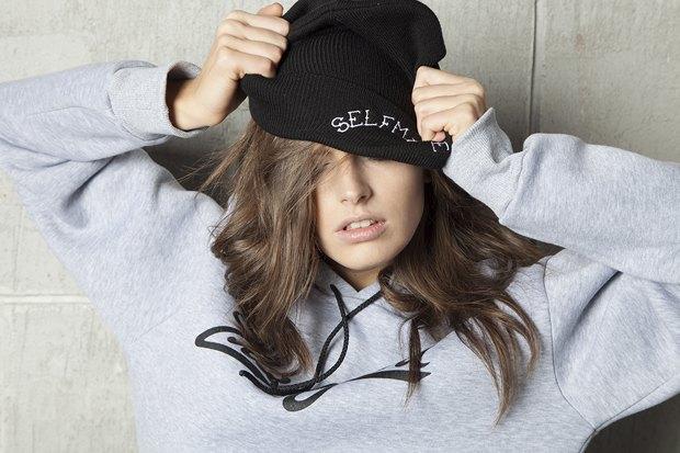 Российская модель Даша Малыгина снялась для нового лукбука марки Ziq & Yoni. Изображение № 4.