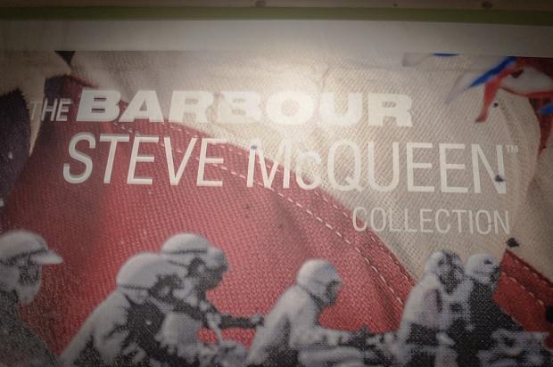 Barbour представил новые вещи, посвященные Стиву МакКуину. Изображение № 34.