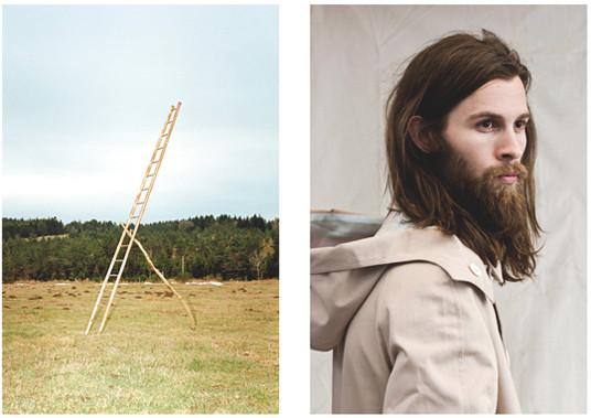 Французская марка Hixsept выпустила лукбук весенней коллекции одежды. Изображение № 4.