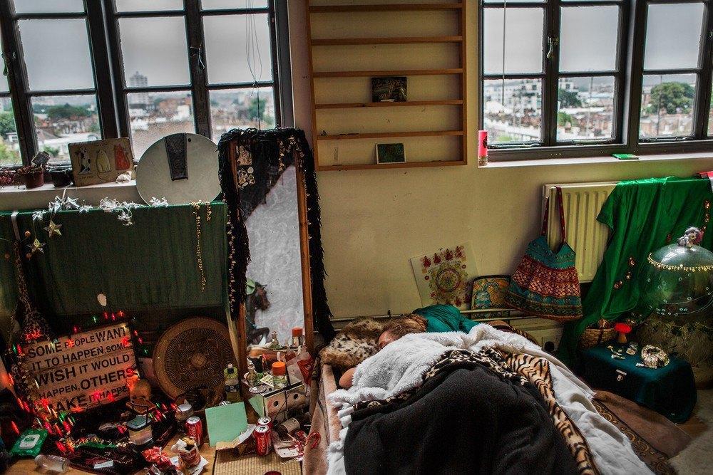 Гид по лондонским сквотам в фотопроекте Коринны Кёрн. Изображение № 36.