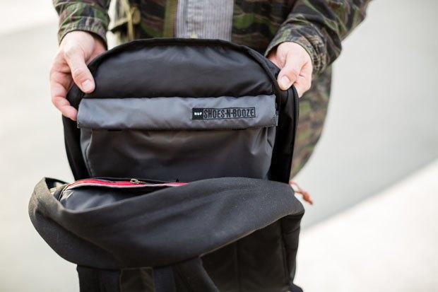 Марки Benny Gold, Huf и JanSport выпустили капсульную коллекцию рюкзаков. Изображение № 4.