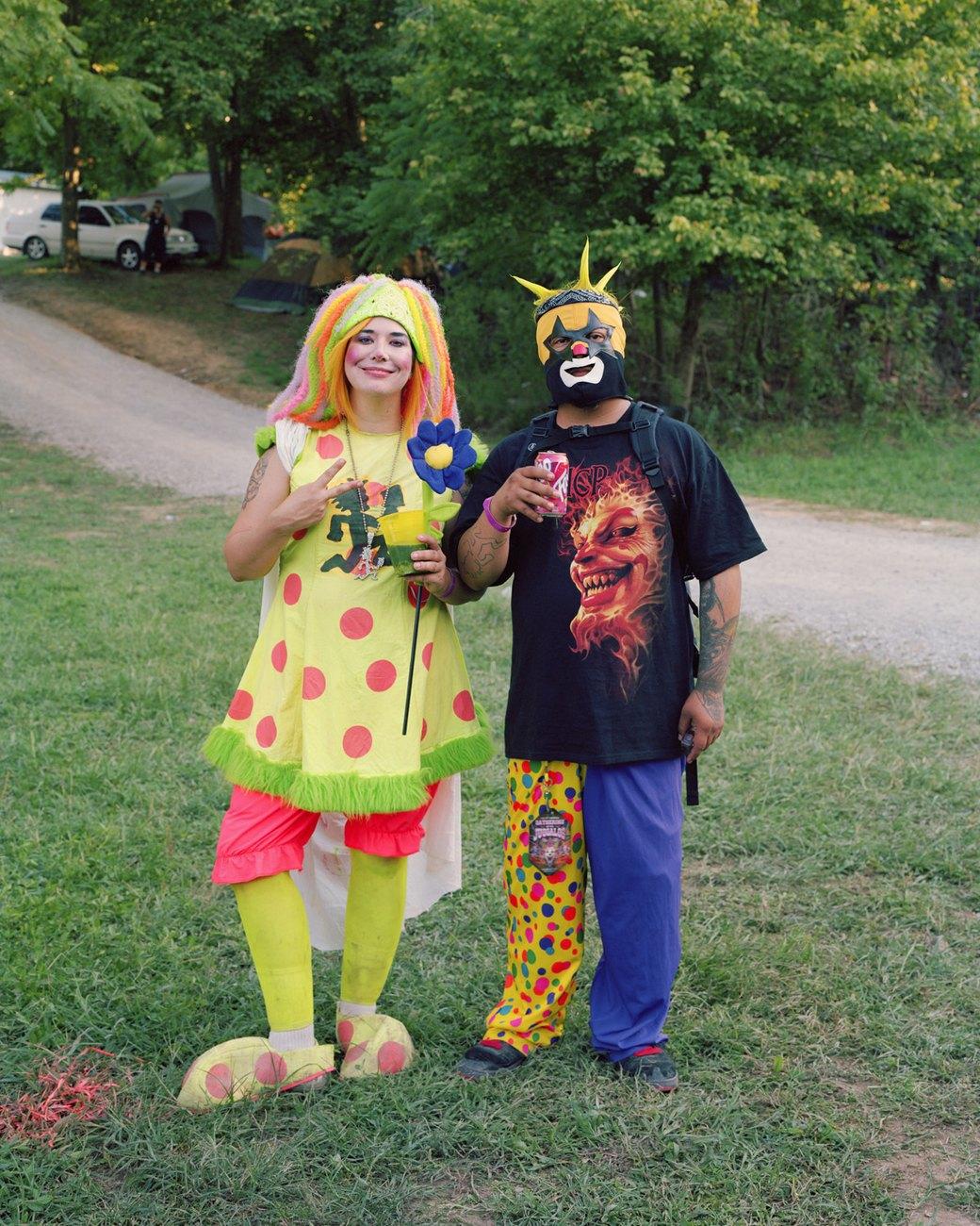 Клоуны на выезде: Фоторепортаж с ежегодного фестиваля джаггало в Иллинойсе. Изображение № 17.