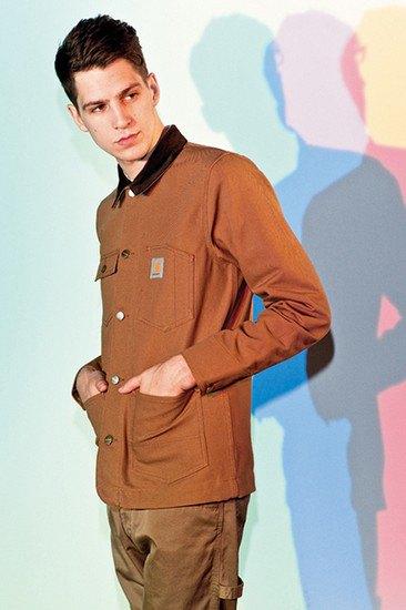 Марка Carhartt WIP выпустила лукбук весенней коллекции одежды. Изображение № 26.