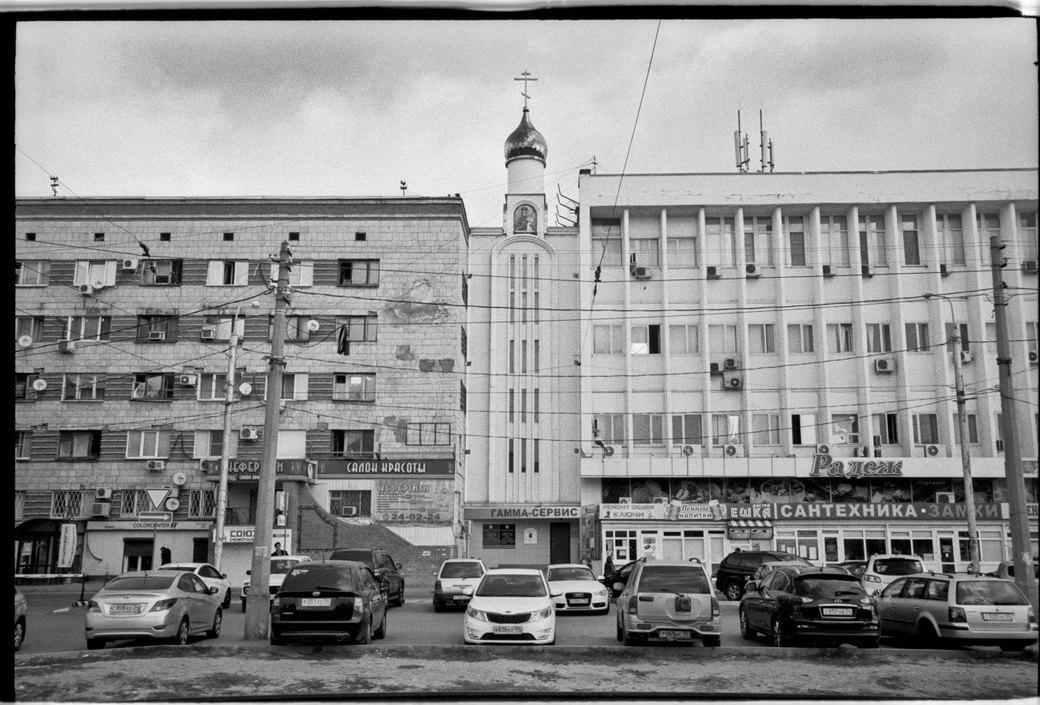 Лишние люди и сакральная Русь в фотографиях Барабаки. Изображение № 16.