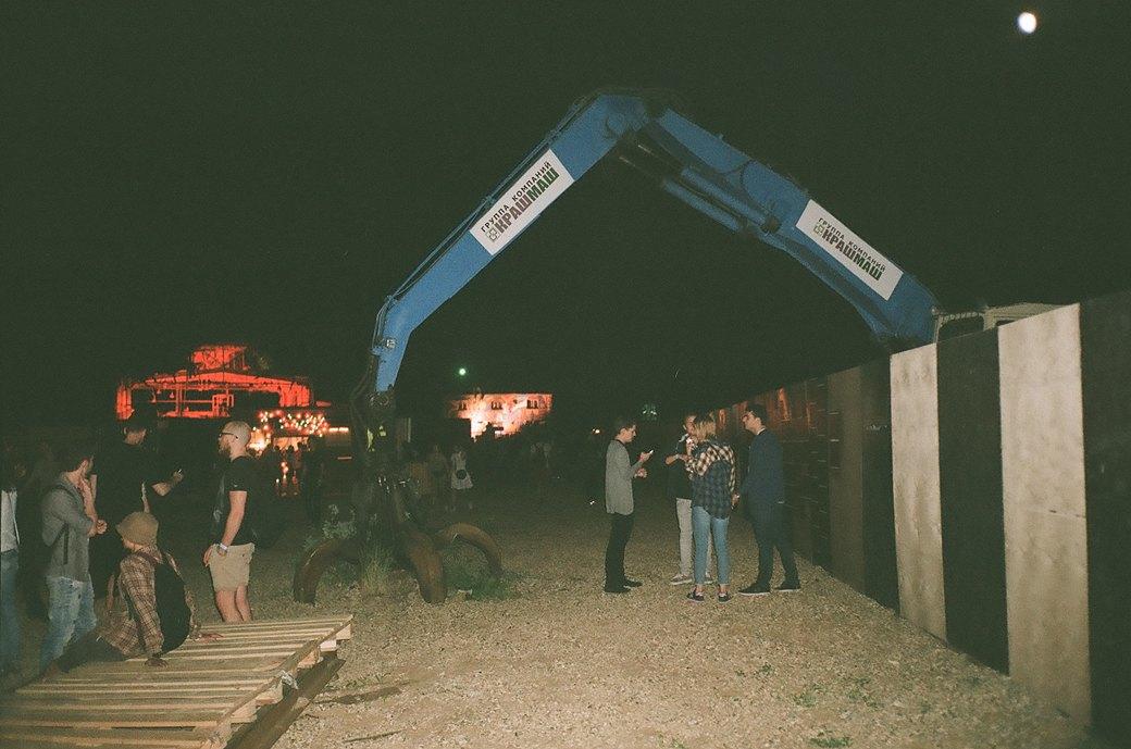 Фоторепортаж: Фестиваль Outline на Карачаровском механическом заводе. Изображение № 13.