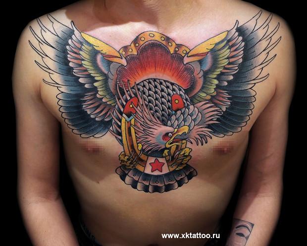 Хруст костей: Интервью с татуировщиком Дмитрием Речным. Изображение № 8.
