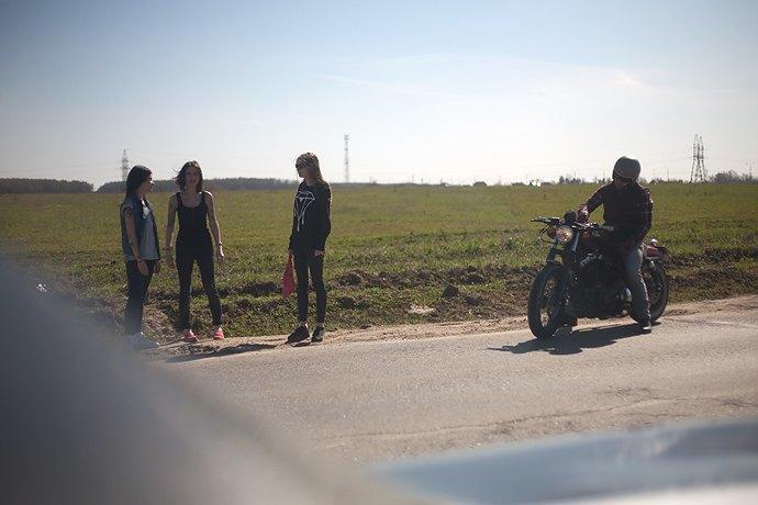 Easy Ride: Премьера первого видео о путешествии на мотоциклах. Изображение № 1.