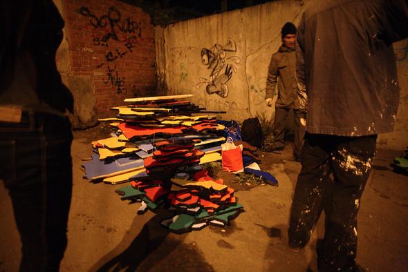 Скетчбук: Уличный художник Radya из Екатеринбурга рассказывает о пяти своих работах. Изображение № 29.