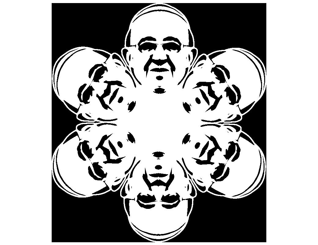 Снежный человек: «Герои года» в форме новогодних снежинок. Изображение № 2.