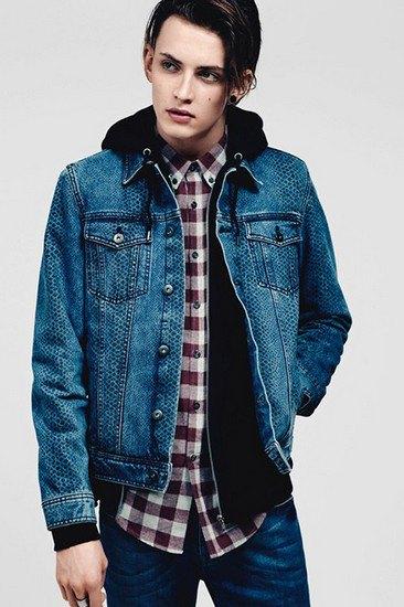 Марка Topman представила весеннюю коллекцию джинсовой одежды. Изображение № 5.
