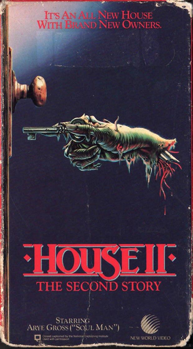 VHS Cover Junkie: Tumblr-блог коллекционера обложек видеокассет . Изображение № 21.