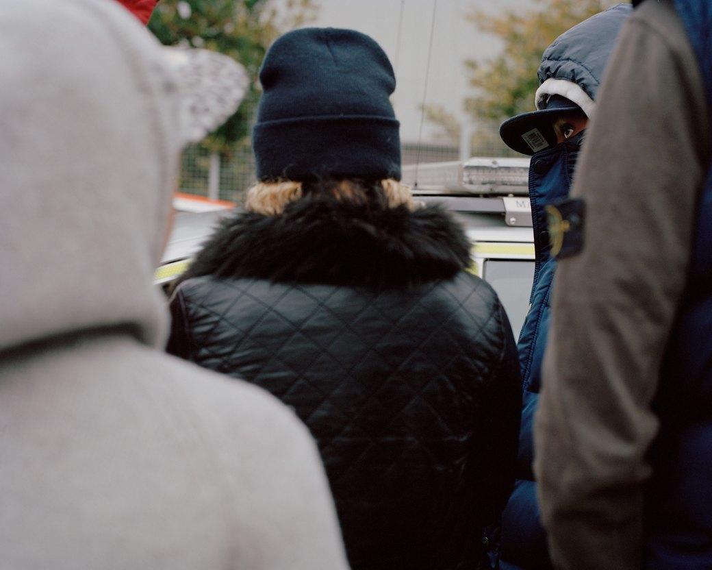 Фотопроект: Лондонские гопники и их мотоциклы. Изображение № 29.