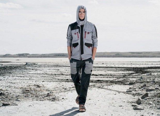 Марки Moncler и White Mountaineering анонсировали новую коллекцию одежды. Изображение № 9.