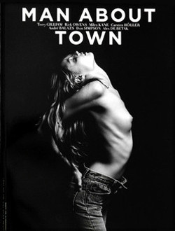 Special Issue: Мужской журнал Man About Town. Изображение № 8.