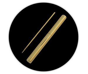 Всё то золото: 10 повседневных предметов из драгоценного металла. Изображение № 3.
