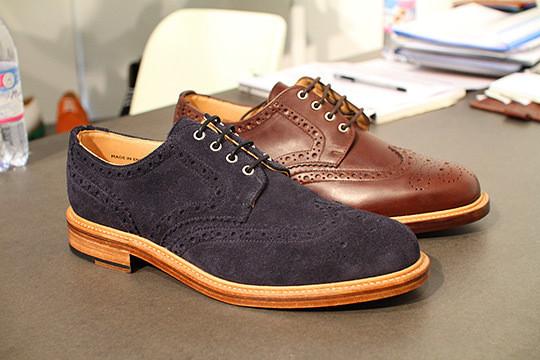 Изображение 7. Коллекция обуви Mark McNairy SS 2012.. Изображение № 4.
