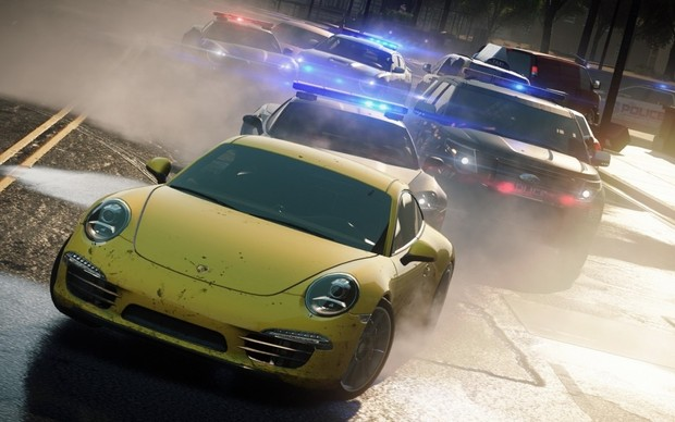 Компания Electronic Arts перевыпустит игру Need for Speed: Most Wanted. Изображение № 1.