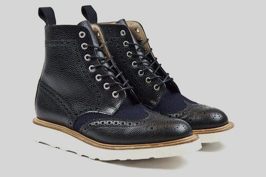Коллекция обуви Марка МакНейри и магазина Standard. Изображение № 4.