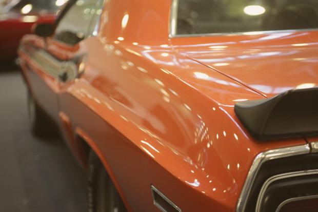 Машина времени: 8 лучших ретроавтомобилей с выставки «Олдтаймер». Изображение № 49.