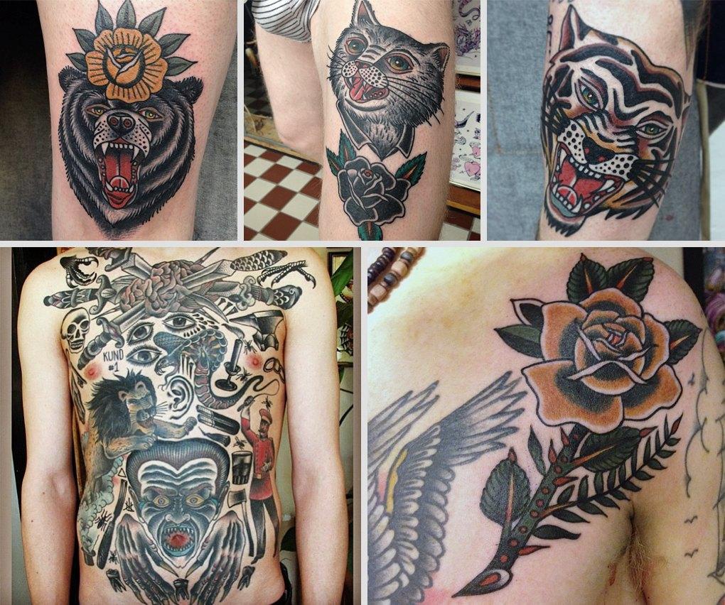 Что публикуют в своих Instagram известные татуировщики. Изображение № 12.