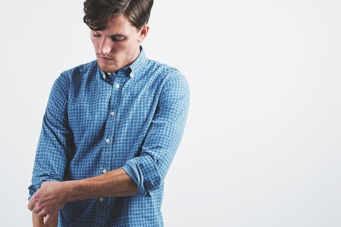 Шведская марка Velour опубликовала лукбук весенней коллекции одежды. Изображение № 3.
