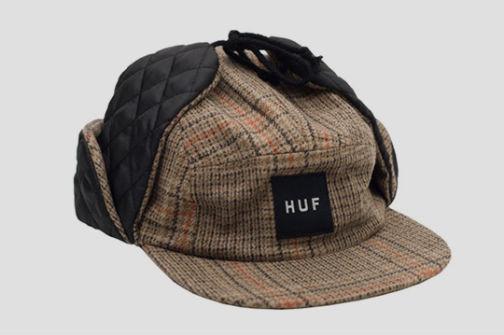 Новая коллекция кепок марки Huf. Изображение № 4.