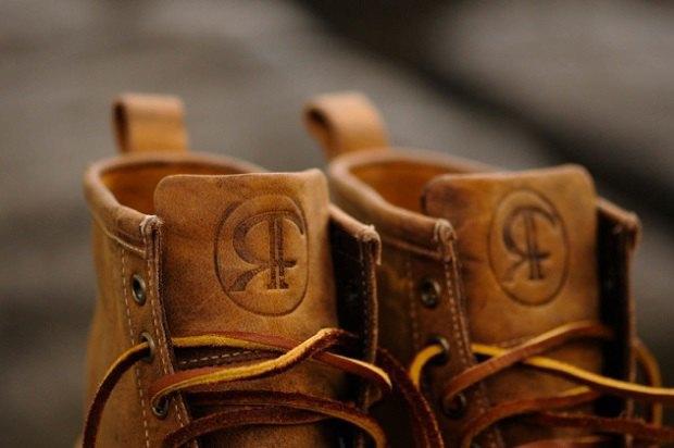 Марка Sebago и дизайнер Ронни Фиг выпустили совместную коллекцию обуви. Изображение № 5.