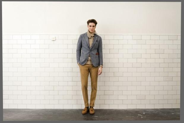 Марка Gant Rugger опубликовала второй лукбук осенней коллекции одежды. Изображение № 5.