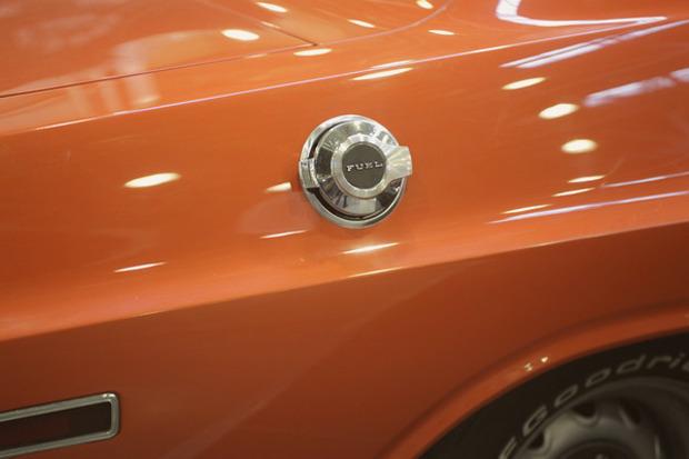 Машина времени: 8 лучших ретроавтомобилей с выставки «Олдтаймер». Изображение № 48.
